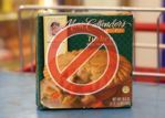 Do not recycle chicken pot pie boxes.