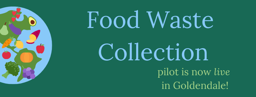 Food Waste Collection Cover FB